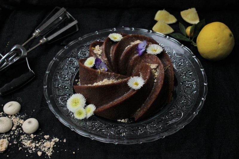 bundt cake au citron je m'occupe du dessert