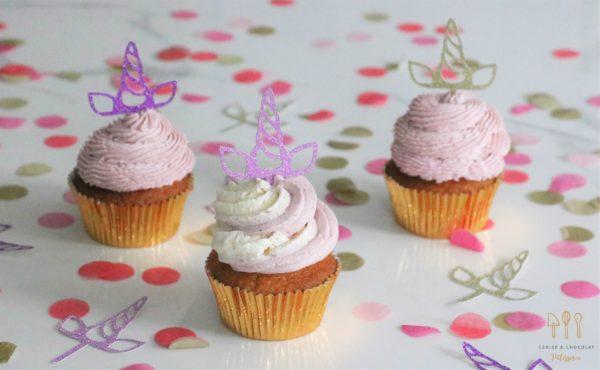 atelier cupcake licorne tourcoing